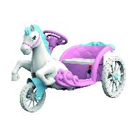 Fancy Baby Carriage Kids Riding Horse Toy Pony Electric Little Princess Ride on Car (ST-M3888)