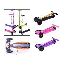 Best Selling High Quality Cheap Wholesale Popular 4 Wheels Foldable Kick Scooter for Kids (SF-SW030C)