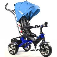 Newest 360 Degree Rotate Push Children Tricycle / Kids Metal Baby Tricycle With Safety Guard (SF-TKR08)