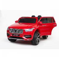 2018 new Volvo License Electric Ride On Cars For Kids RC With Carry Handle Leather Seat (ST-FXC90)