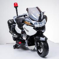 Newest Cheap Wheels Plastic Battery Power Children Baby Electric Ride on Kids Police Motorbike (ST-GB118P)